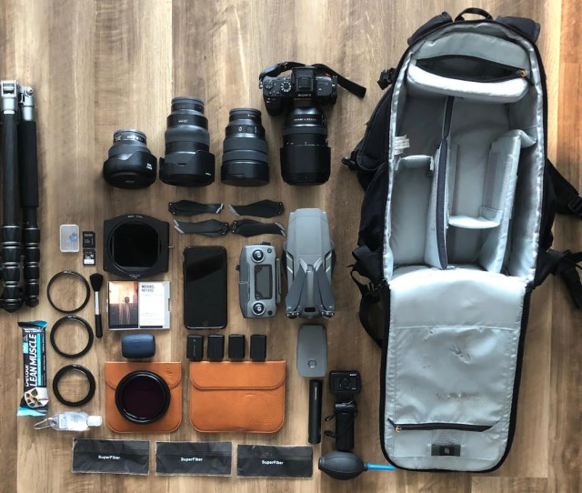 Whats In My Bag Mike Meyers Kit For Cityscapes