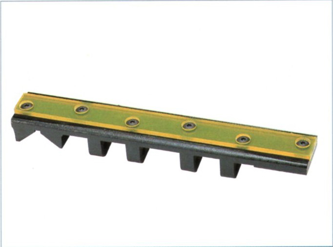 PU PLATED FEED CHAIN BLOCK (OPTIONAL)