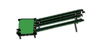 Veneer transmission device