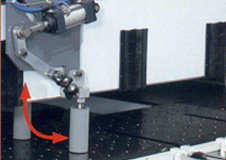 Automatically Swing Type Side Aligner