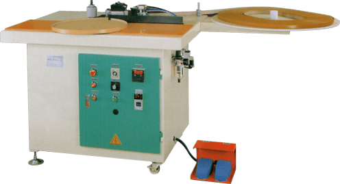 EB-1M - EB-1EM - Manual Edge Banding Machine