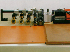 EB-1S - EB-1ES - Manual Edge Banding Machine