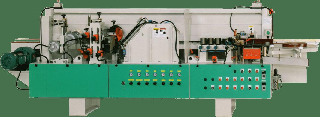 EB-400 - Automatic Edge Banding Machine