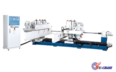 ECT-DS Series – Automatic Double-End Curved Profile Sander