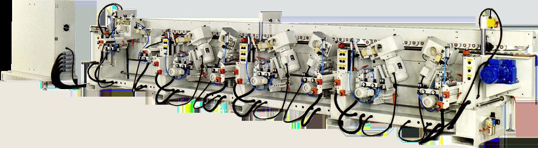 HR-P8 - Straight Edge Polishing Machine