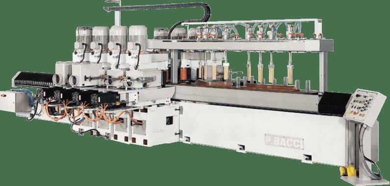 FC CNC - CNC Copying sanding shapers