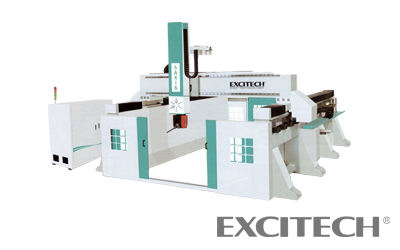 E10 Vantage Five-Axis Machining Center