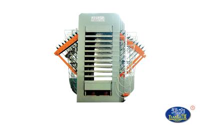 Press Dryer Vertical Side (GBY214 X 8/100-12IID / GBY214 X 8/100-12IID)