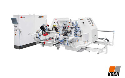 Endmaster – Edge-Banding & Hot-Foiling Machines