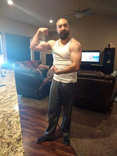 Robert Clark Alpha Wolf Nutrition Lead Developer