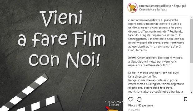 CinemadaMAreBasilicata