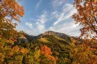 Autumn on Mount Olympus