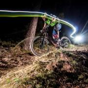 Fönsturm Lupine Nightride Bike Triple 2