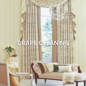 Drape Cleaning Seattle