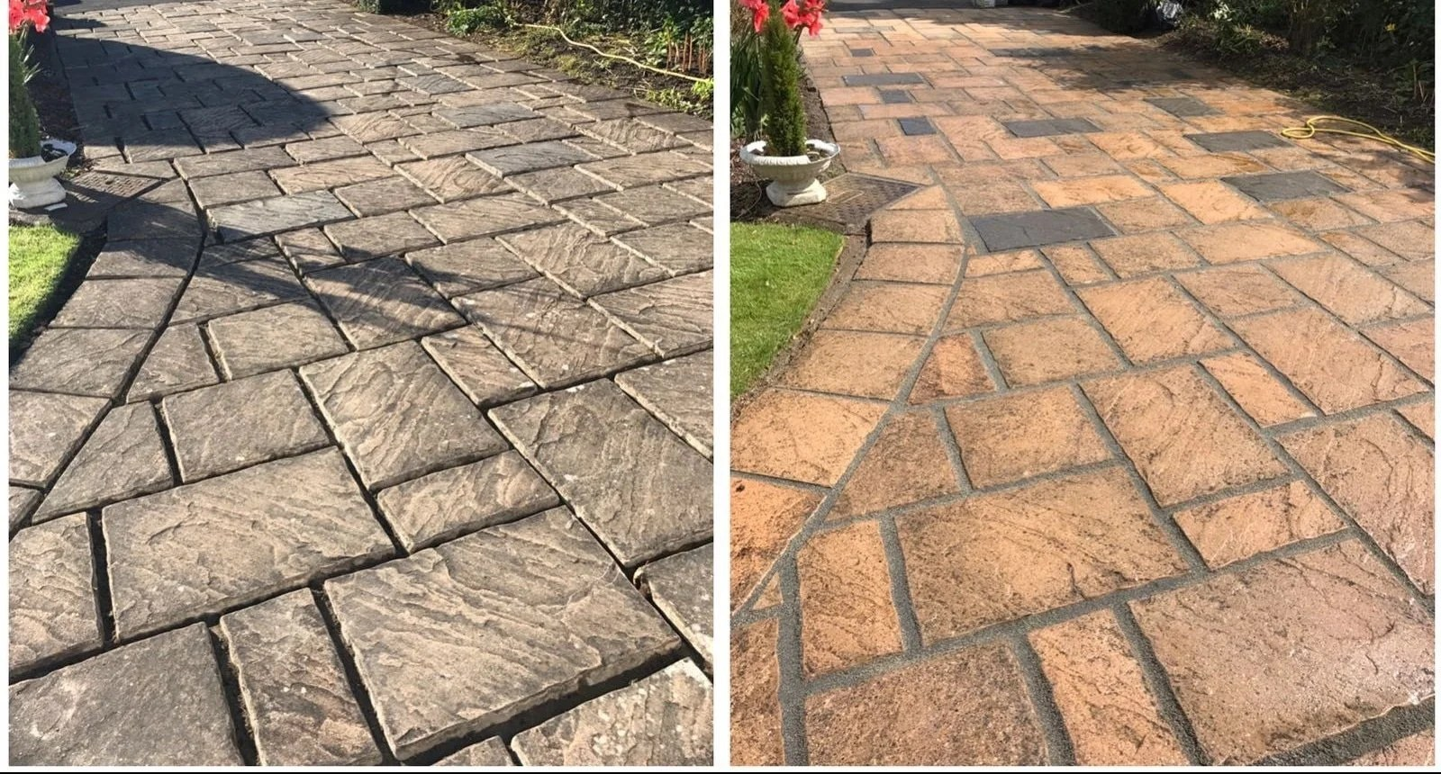 patio repointing and sealing alpine