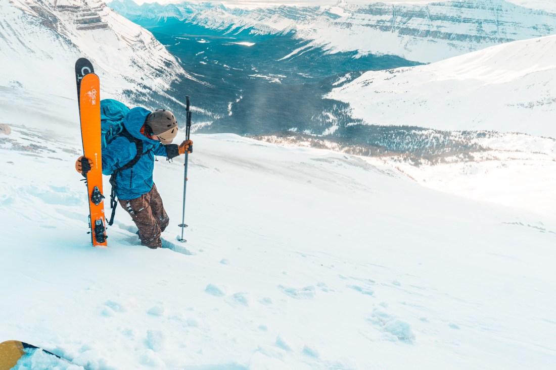 The run down OXO Puzzle Peak Ski Tour