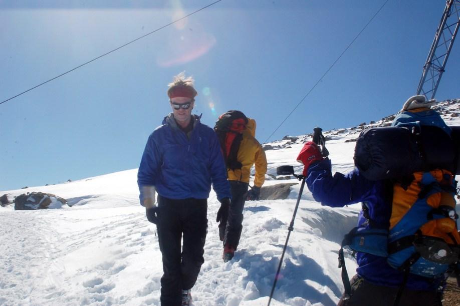 kashmir ski expedition to kolahoi peak