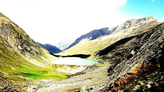 Harinag Lake trek