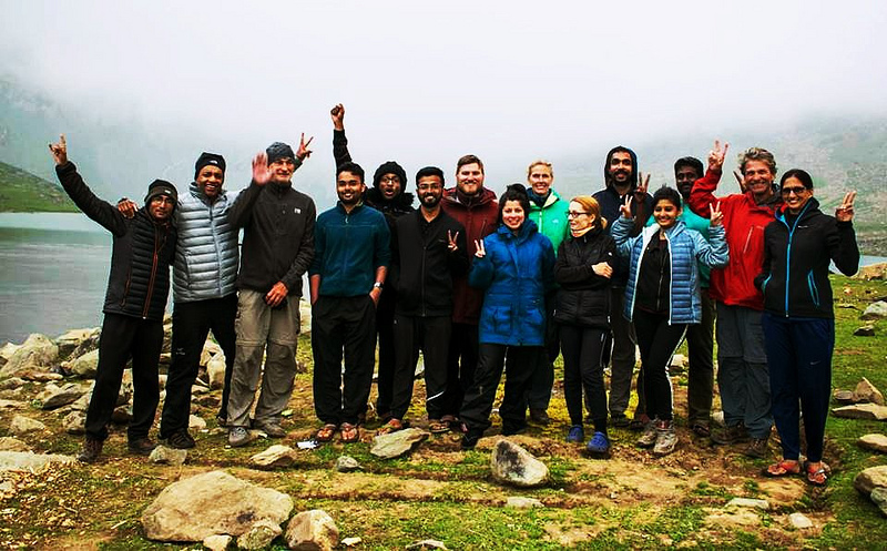 Great Lakes Kashmir Trek
