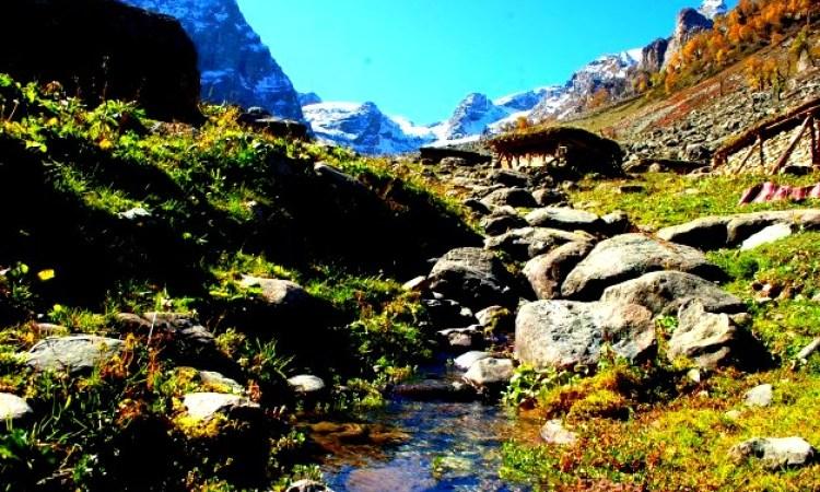 Sunimous valley