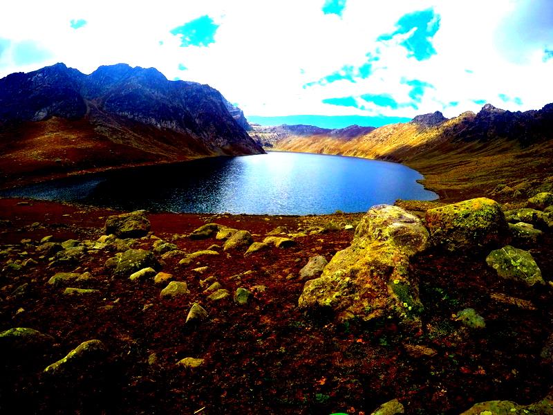 Tarsar Marsar Lakes