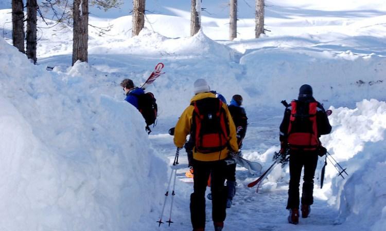 Gulmarg alpine ski