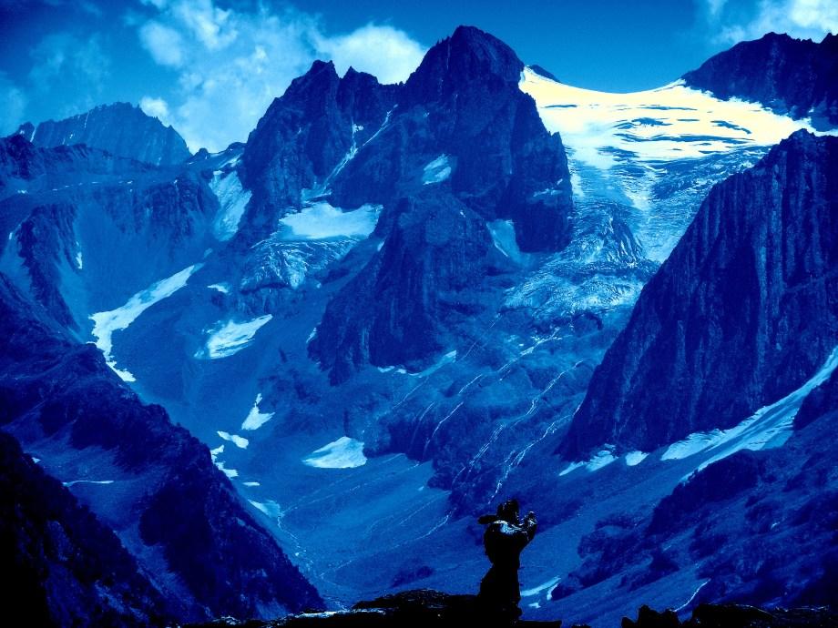 Tajiwais Glacier Trek