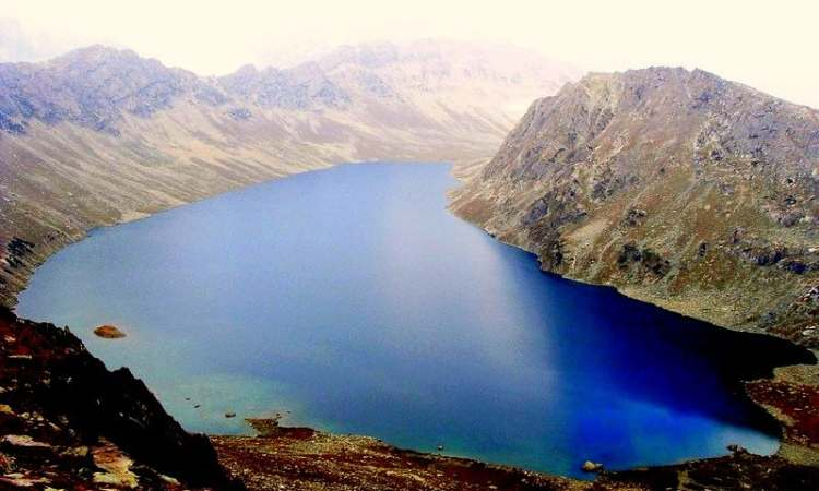 trekking in pahalgam Kashmir