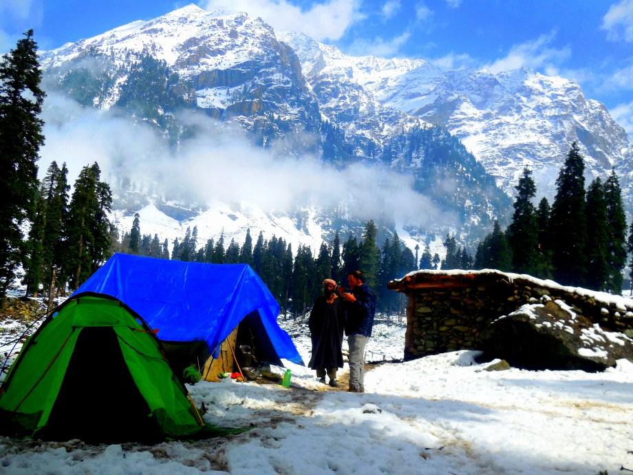Winter tour packages kashmir