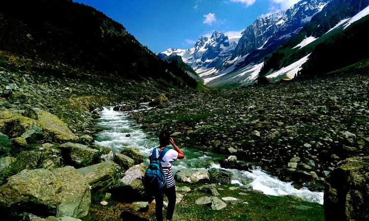 Tajiwas Glacier Short trek