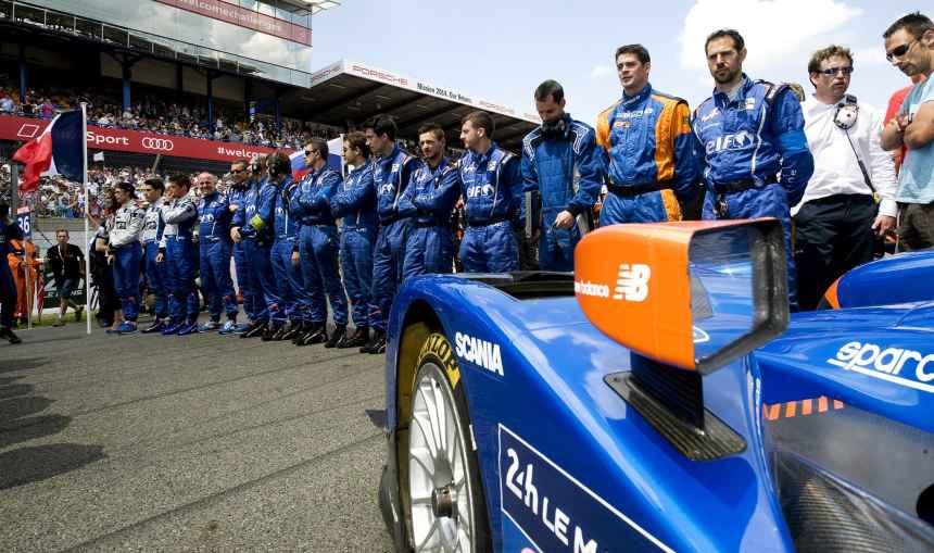 Alpine gonflé à bloc pour Le Mans !
