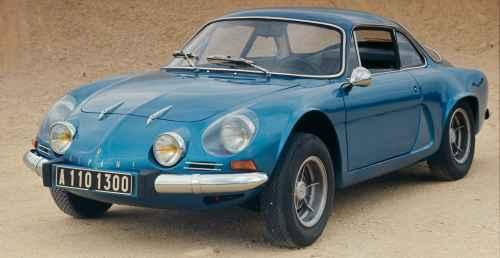 L'Alpine A110: Histoire d'une Championne Française