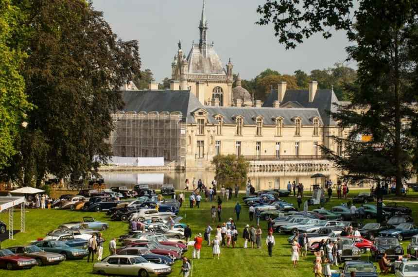 L'Alpine Célébration défilera à Chantilly Arts & Élégance