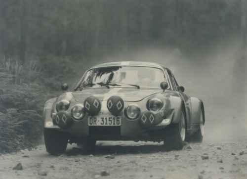L'Alpinche, quand l'Alpine A110 passe au Flat-6 !