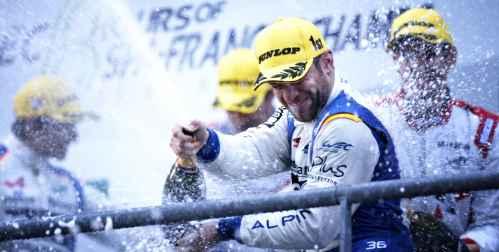 Première victoire d'Alpine aux 6 Heures de Spa