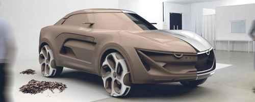 Le futur SUV Alpine peut-être en fuite…
