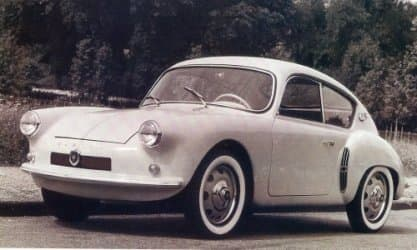 Alpine A106 version civile