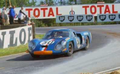 Alpine A220 1968 3