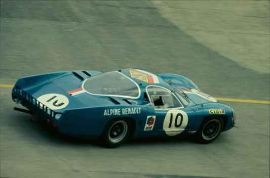 Alpine A220 6