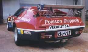 Alpine A310 Poisson Dieppois 4