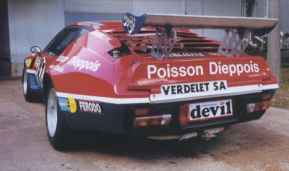 Alpine A310 Poisson Dieppois 4
