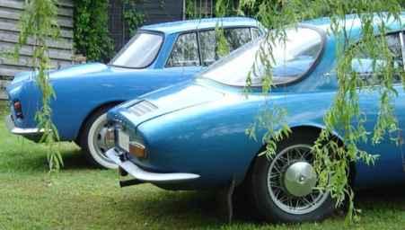Alpine GT4 - 2+2