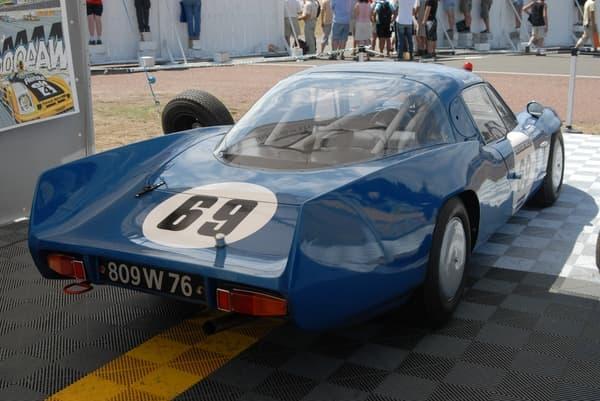 Alpine M65 2