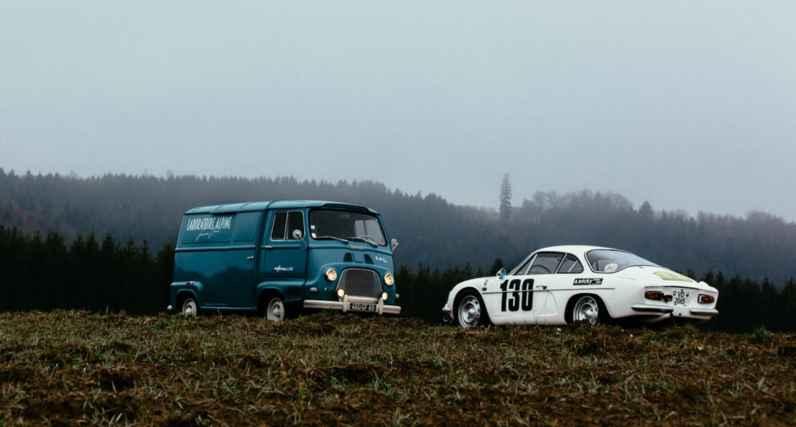 Alpine A110 Estafette AlpineLab 2