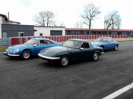 Alpine A110 Lotus Elan Automotiv 4