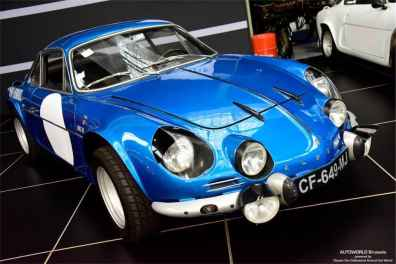 Autoworld 2016 Alpine Story 129