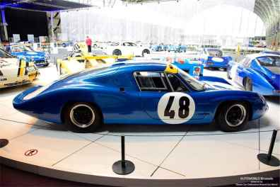 Autoworld 2016 Alpine Story 85
