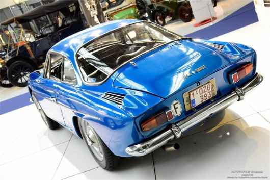Autoworld 2016 Alpine Story 94