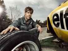 Sebastian Vettel Alpine A110 2