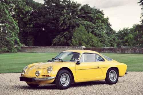 1973 Alpine A110 1300 V85 – Silodrome
